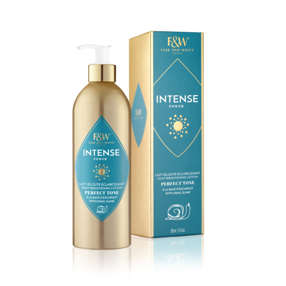 Silky Brightening Lotion - Snail Slime | Intense Power