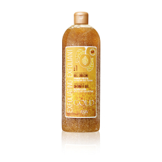 Exfoliating Shower Gel | Gold
