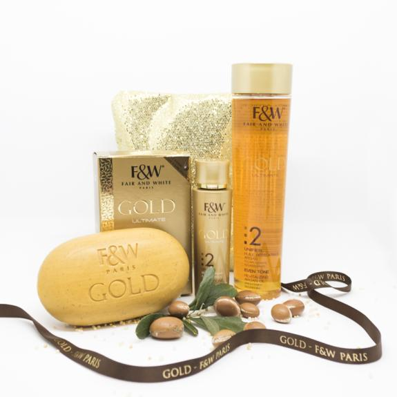 Kit Argan | Gold