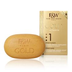 Exfoliating Argan Soap | Gold