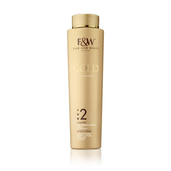 Revitalizing Body Lotion | Gold