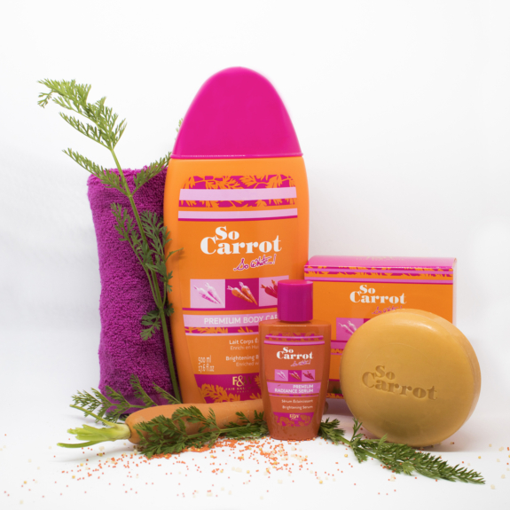 Kit So Radiance - For Body | So Carrot !