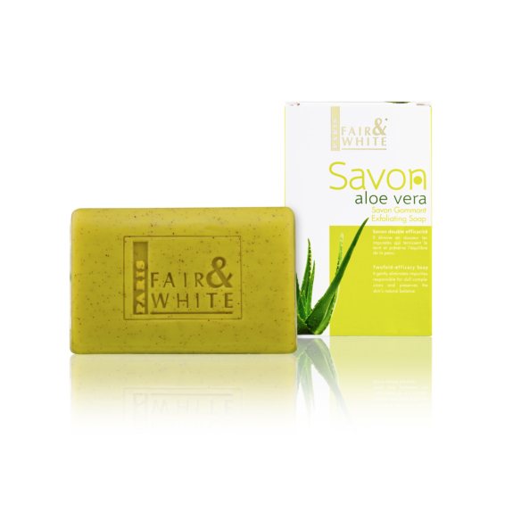 Exfoliating Soap - Aloe Vera | Original